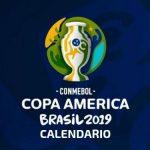 Calendario Copa América Brasil 2019
