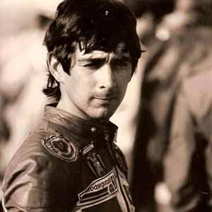 Ricardo Tormo, Piloto de motos español