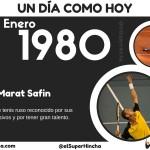 27 de Enero: Nació Marat Safin