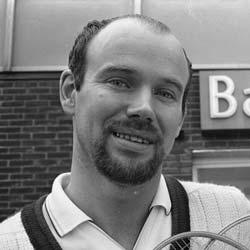 Erland Kops, ex-jugador de badminton de dinamarca