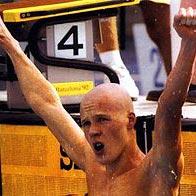 Yevgeny Sadovi fue un nadador ruso medallista en Barcelona 92