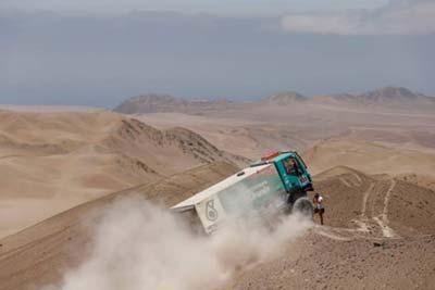 Camiones Dakar