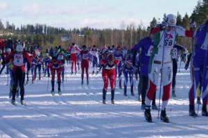 Esquí de Fondo Clásico