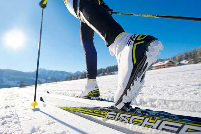 esqui de fondo clasico