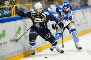 Herning Blue Fox deja sin opciones a Asiago Hockey en la IIHF Continental Cup