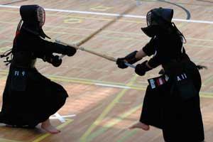 El Kendo es un arte marcial