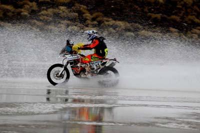 Motos Rally Dakar