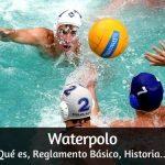 Waterpolo. Qué es, reglamento básico, historia…