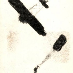 Primer salto en paracaidas de la historia, realizado por Albert Berry