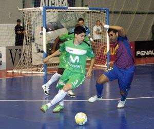 futbol sala, futsal, futbol de salon o microfutbol