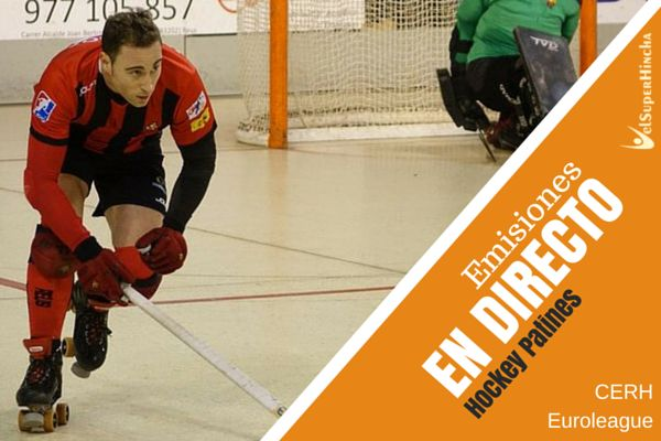 Hockey Patines en Directo. CERH Euroleague