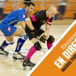 Hockey Patines. CERS Cup Vuelta de Cuartos de Final. DIFERIDOS COMPLETOS
