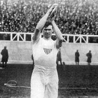 Martin Sheridan en los Juegos Olímpicos de Verano 1908