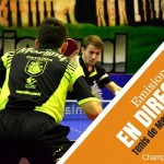 Tenis de Mesa. Table Tennis Champions League. Vuelta Semifinales. HIGHLIGHTS Y DIFERIDOS