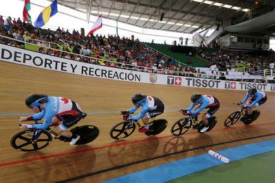 El Ciclismo en pista está conformado por varias pruebas