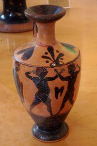 Pugilato, antecesor del actual boxeo era uno de los deportes de los Juegos Olímpicos Antiguos