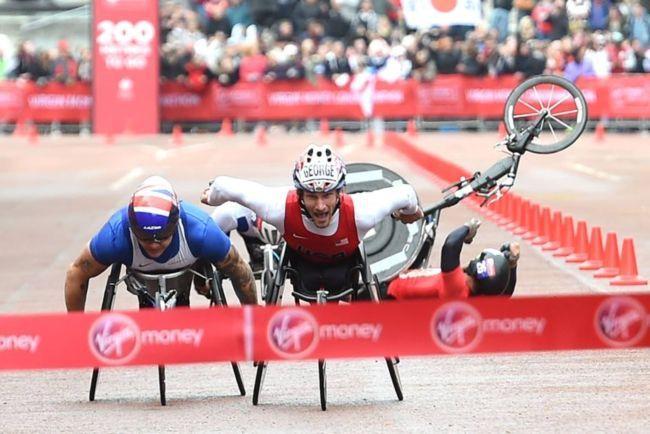 Clasificación de atletas en los Deportes Paralímpicos