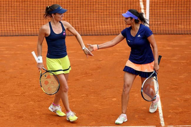 Highlights de los Cuartos de Final en WTA Roma