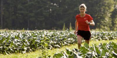 Joan Benotit fue la primera mujer que ganó una maratón en unos Juegos Olímpicos