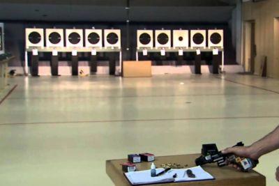 25 metros Pistola de Tiro Rápido