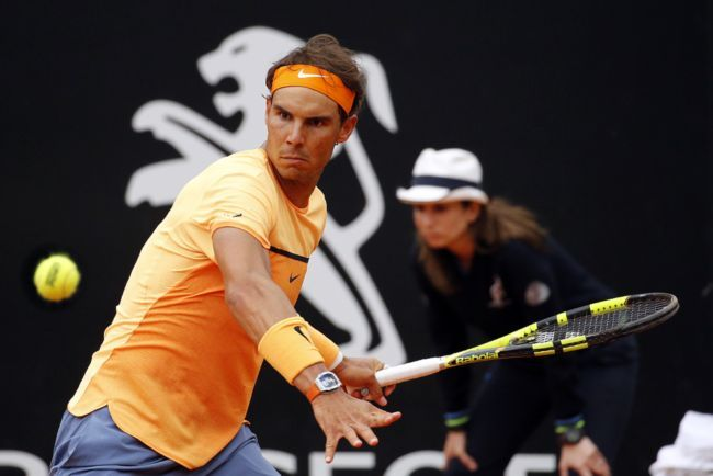 Highlights de los cuartos de final ATP Roma