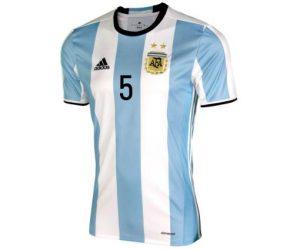 Camiseta Argentina Temporada 2016/17