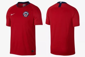 Camiseta Chile. Copa América 2018/2019