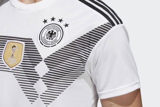 Comprar Camiseta Selección Alemania 2018.