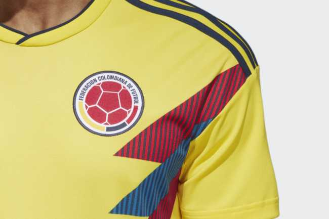 Camiseta de Colombia 2018/19
