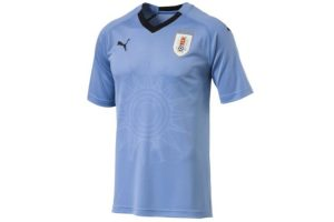 Camiseta Uruguay. Mundial 2018