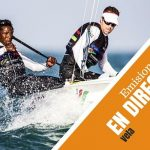 Vela. Medal Race World Cup Weymouth & Portland. DIFERIDOS COMPLETOS