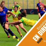 Rugby Women Sevens Grand Prix Series 2016. Ronda 1, Kazán. DIFERIDOS COMPLETOS