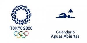 Calendario Aguas Abiertas Tokio 2020