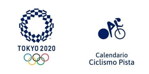 Calendario Ciclismo en Pista Tokio 2020