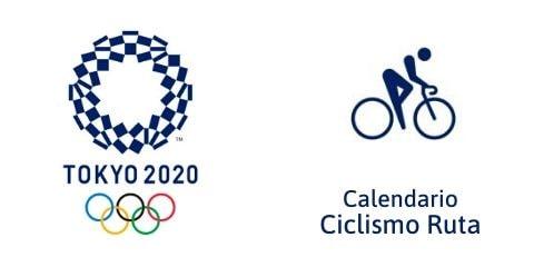 Calendario Ciclismo en Ruta Tokio 2020