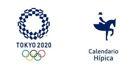 Calendario Hípica Tokio 2020