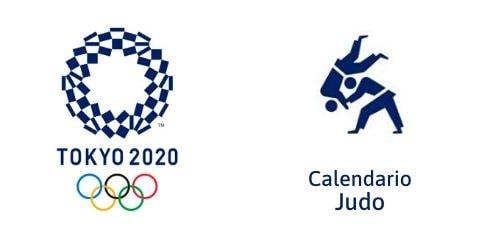 Calendario Judo Tokio 2020