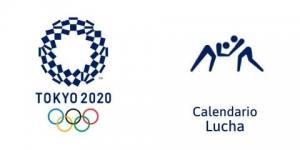 Calendario Lucha Tokio 2020