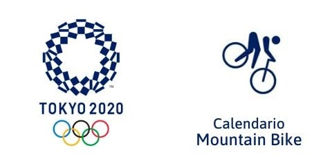 Calendario MTB Tokio 2020