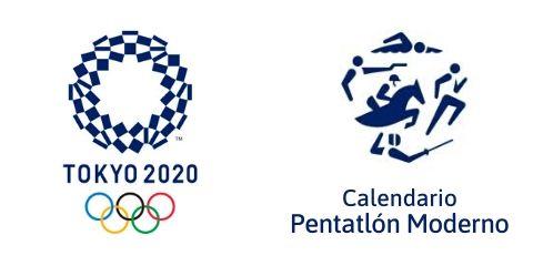Calendario Pentatlón Moderno Tokio 2020