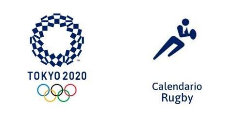 Calendario Rugby Sevens Tokio 2020