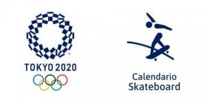 Calendario Skating Tokio 2020
