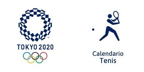 Calendario Tenis Tokio 2020