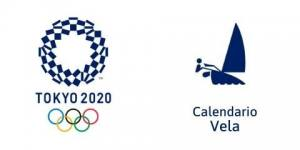 Calendario Vela Tokio 2020