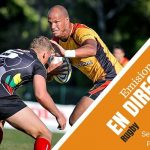 Rugby Sevens Grand Prix Series 2016. Ronda 2, Exeter. DIFERIDOS COMPLETOS
