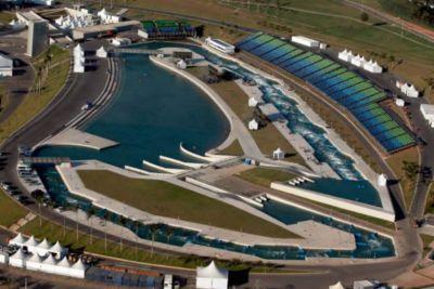 Centro Olímpico de Aguas Bravas