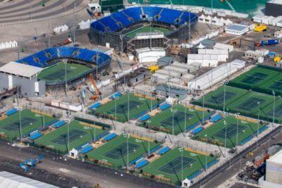 Centro Olímpico de Tenis en Río 2016
