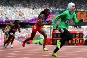 En Londres 2012 todas las delegaciones olímpicas tenían mujeres