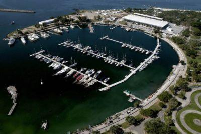 En Marina Da Glória se disputará la vela de Río 2016
