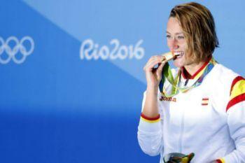 España llevó 23 nadadores a Río 2016. Sólo una consiguió medallas: Mireia Belmonte